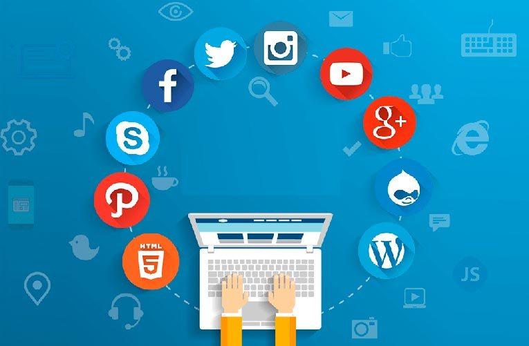 Direcione as redes sociais para a sua loja